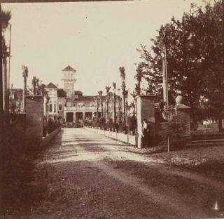 Entrance 1900's