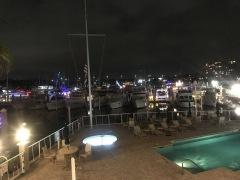 Ortega Landings holiday lights