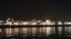 St. Augustine holiday nightscape