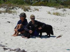 Last day on the beach