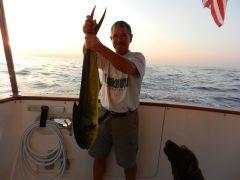 Sunrise- Fish On!
