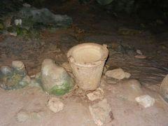 A stalag-bucket?