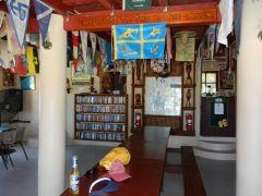 Inside Ocean Cabin
