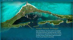 Royal Island glitz