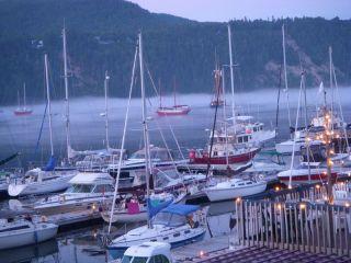 Marina at Tadoussac