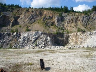 Marble Mountain Quarry