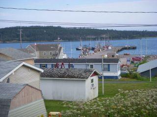 Public Wharf- Louisbourg