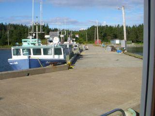 Little Liscomb Wharf