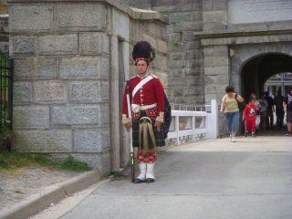 Citadel Highland Sentry