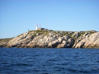 Rugged shoreline southeast coast