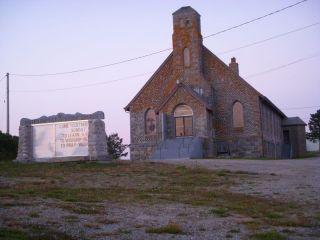 Stone church- Clark's