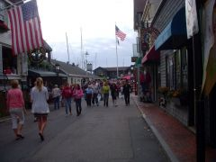 Newport waterfront