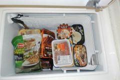 Freezer Refit