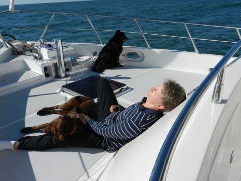 At Sea to Savannah