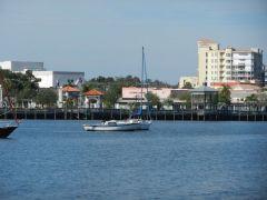 Waterfront park, Cocoa FL