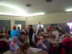 Thanksgiving Dinner at St. Helena Parish