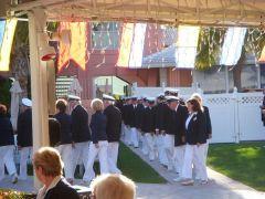 Change of Watch Coral Ridge Yacht Club