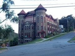 Former Masonic Hall - Little Falls