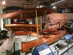 Canoe museum