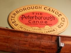 Home of Peterborough Canoe Co.
