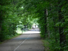Orillia Bike trail