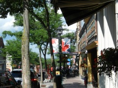 Downtown Orillia