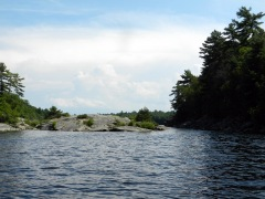 Musquash River