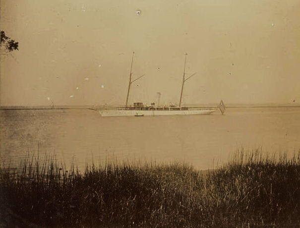 Carnegie Yacht 1900's