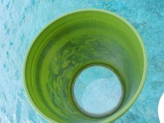 Clear bottom-