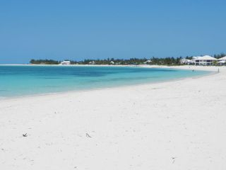 Beach at Treasure Cay