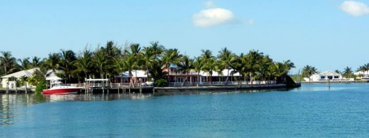 Treasure Cay Harbor