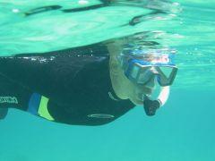 Snorkeling Admiral