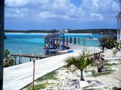 Government Dock- Little Farmer's Cay