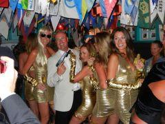 Goldfinger Girls!
