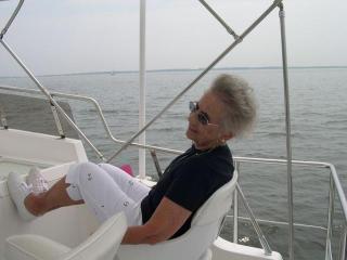 Aunt Peg 2007
