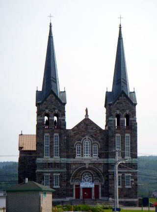 Cathedral of Ste-Anne-des-Monts
