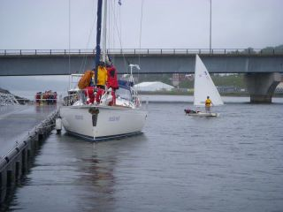 Sailing lessons- Gaspe