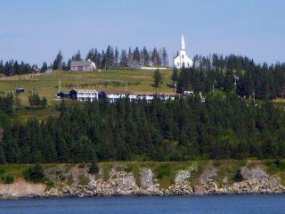 Church near Iona