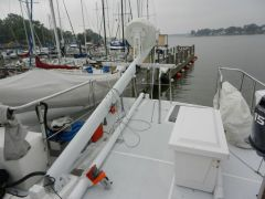 Mast work
