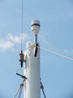 Completed PB150 weather sensor