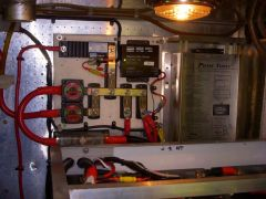 Revamped 12V distribution panel