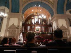 Memorial Presbyterian Christmas Eve