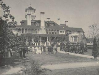 Carnegie wedding 1929