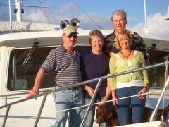 At Coral Ridge, guests and us!