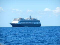 Holland America ship