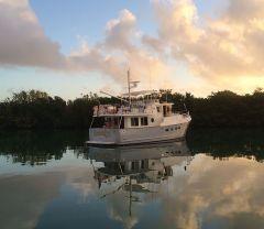 Departing No Name Harbor