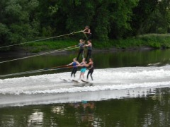 US Waterski team- Scotia NY