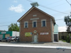 Bobcaygeon old town hall.