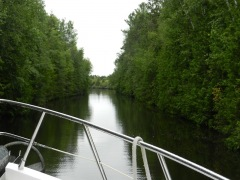 Trent Canal from Kirkfield
