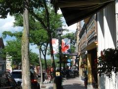 Downtown Orillia